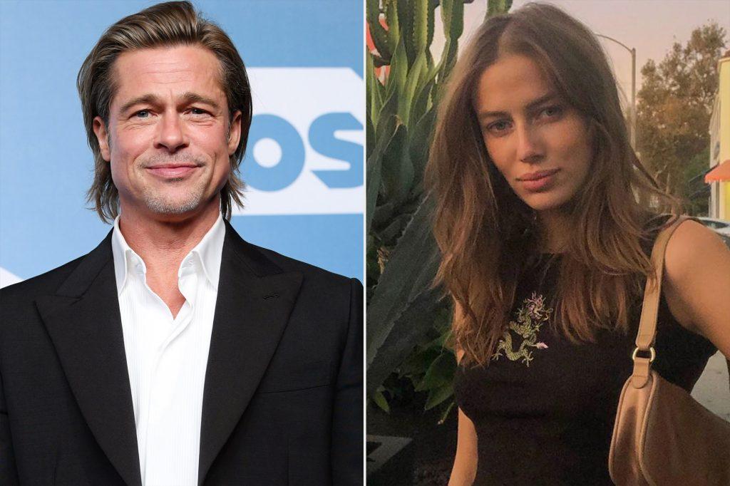 Brad Pitt et Nicole