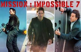 Tom Cruise assiste a un accident sur le tournage de Mission Impossible