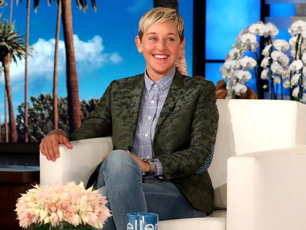 Continuera-t-elle d'animer le Ellen Show ?