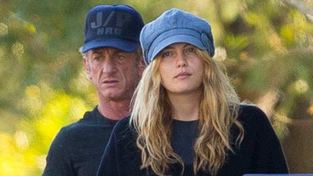 Sean Penn s'est marié avec Leila George