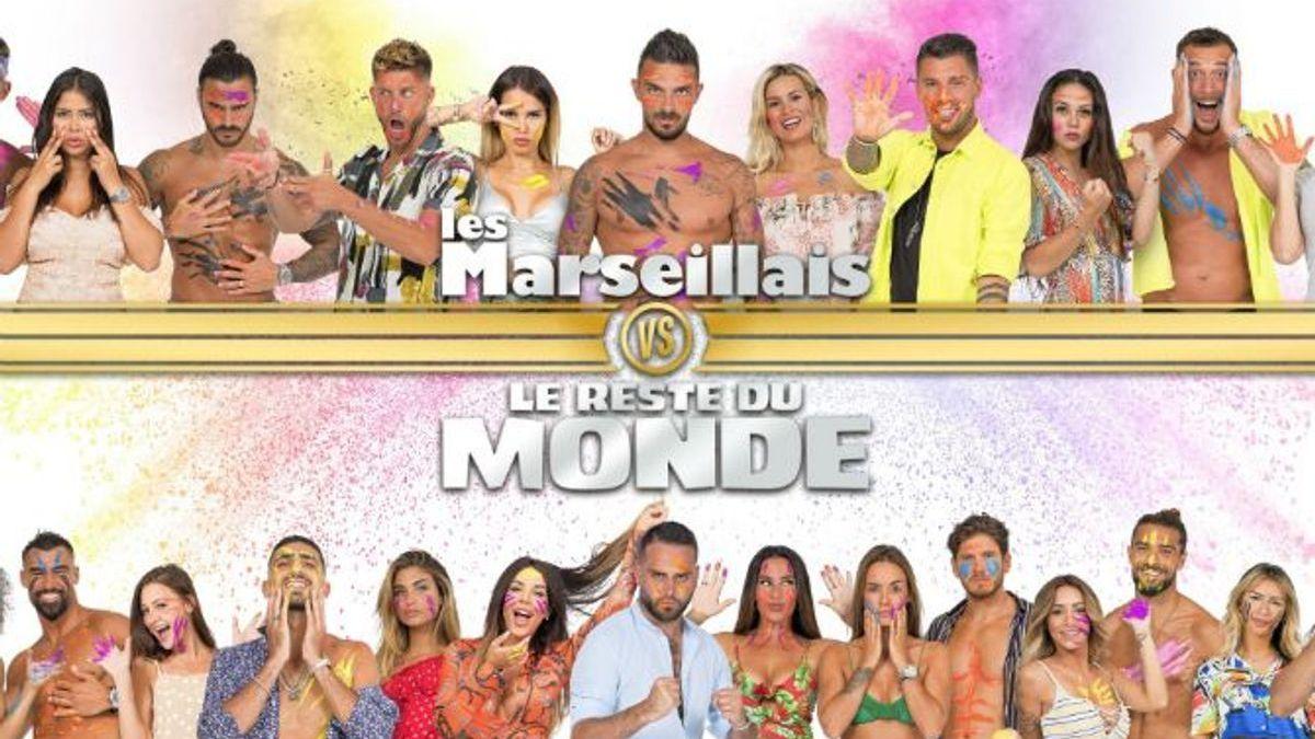 Les Marseillais VS Le Reste du Monde saison 5