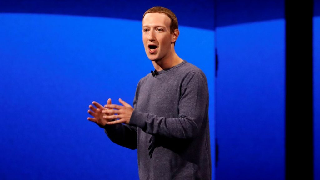 Mark Zuckerberg se frotte les mains