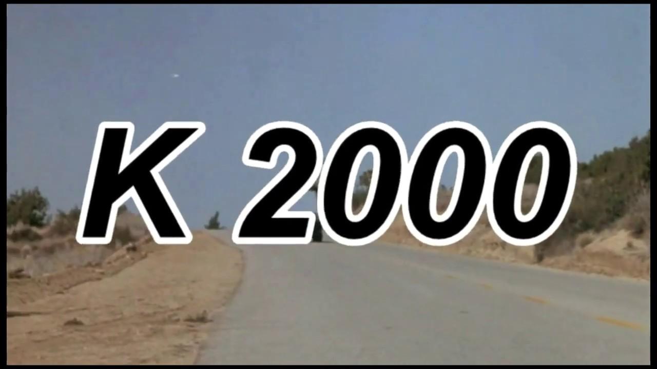 Une version adaptée au cinéma de K2000 sortira bientôt sur le grand écran