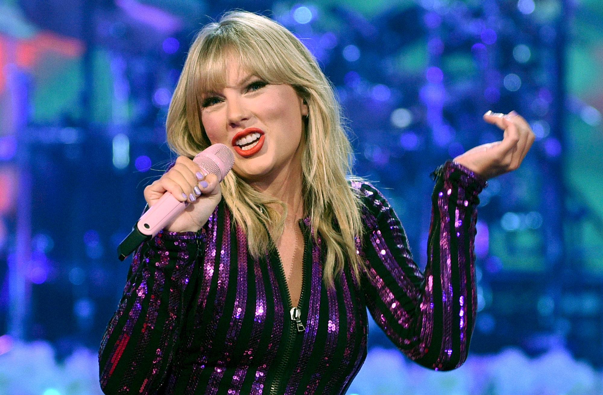 Taylor Swift bat des records incroyables