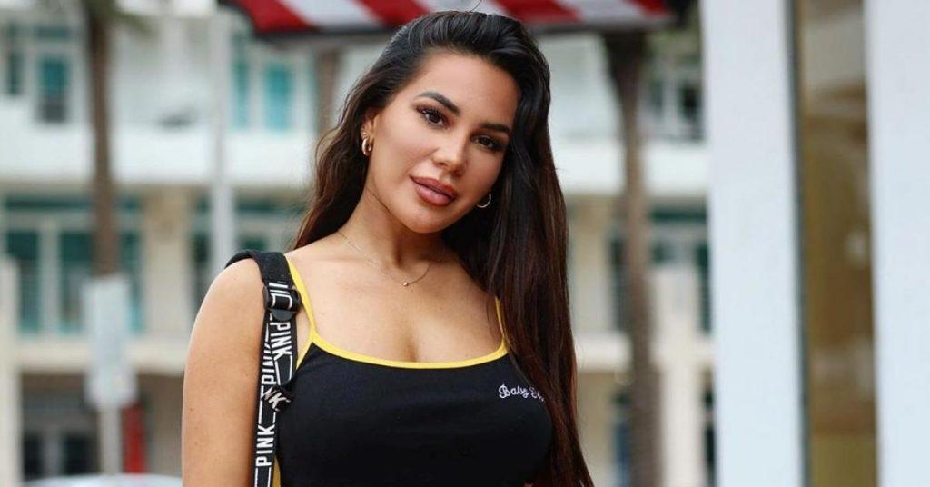 Télé-réalité: Milla Jasmine