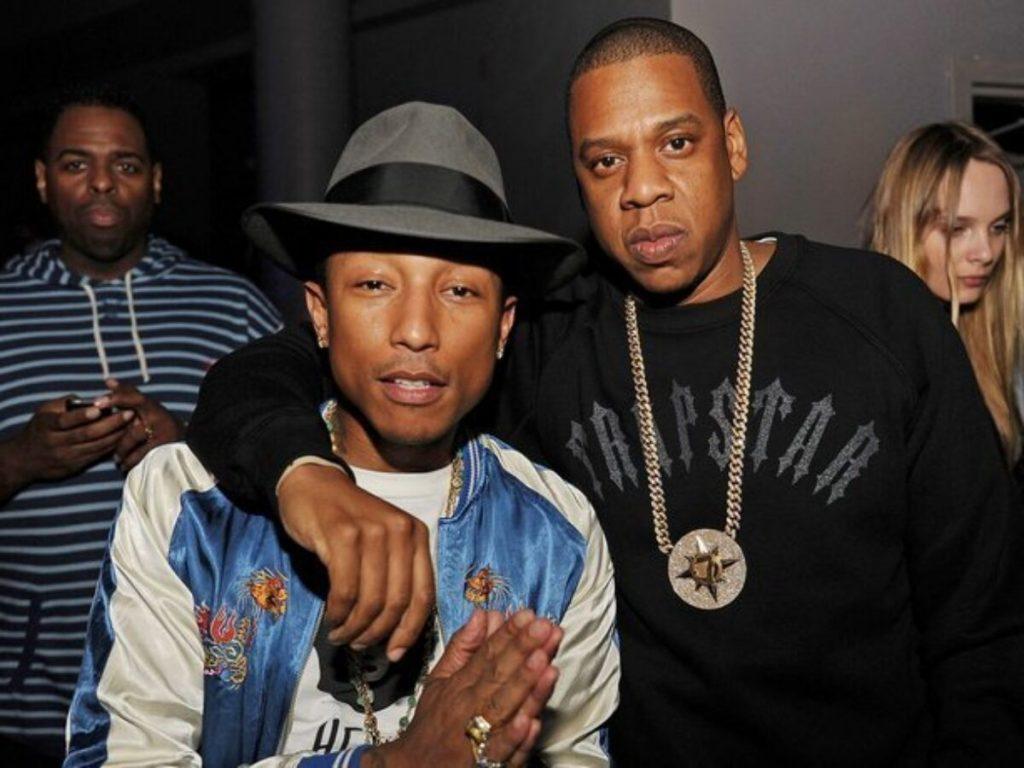 Jay-Z et Pharell Williams : les barrières aux US