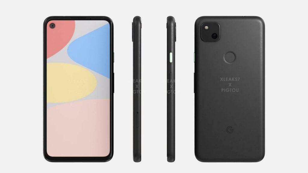 Présentation du smartphone de Google