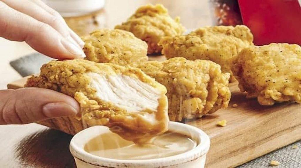KFC avoue que ses poulets sont en mauvaise santé