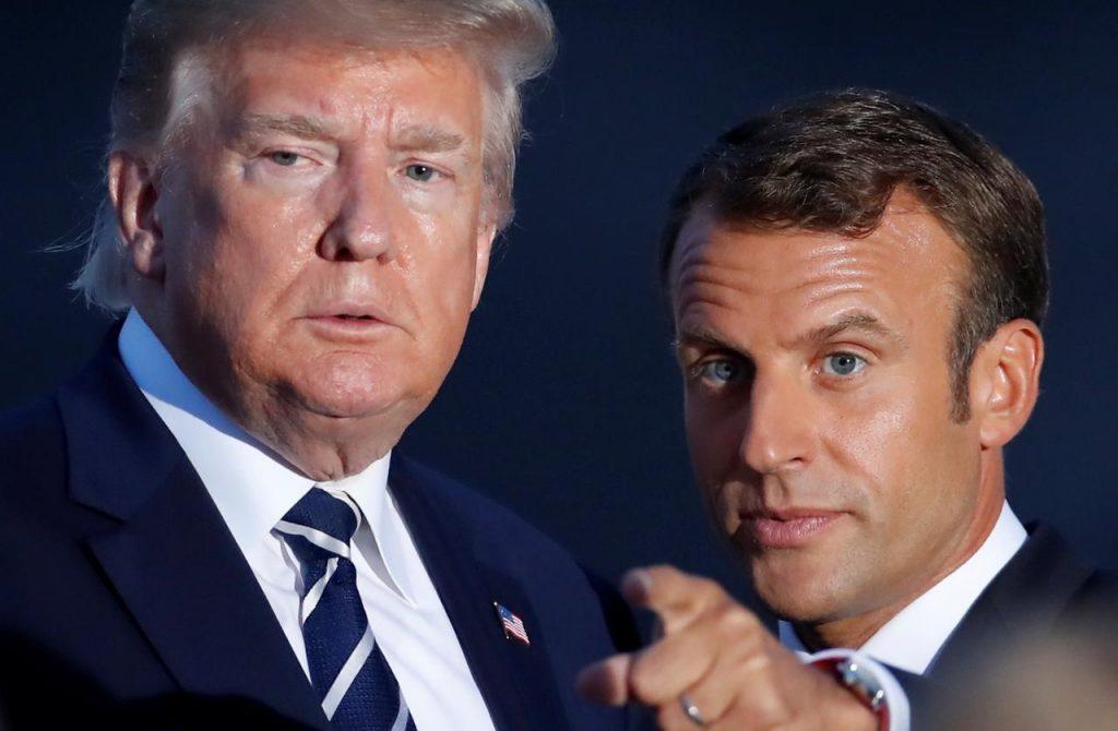 Emmanuel Macron critiqué