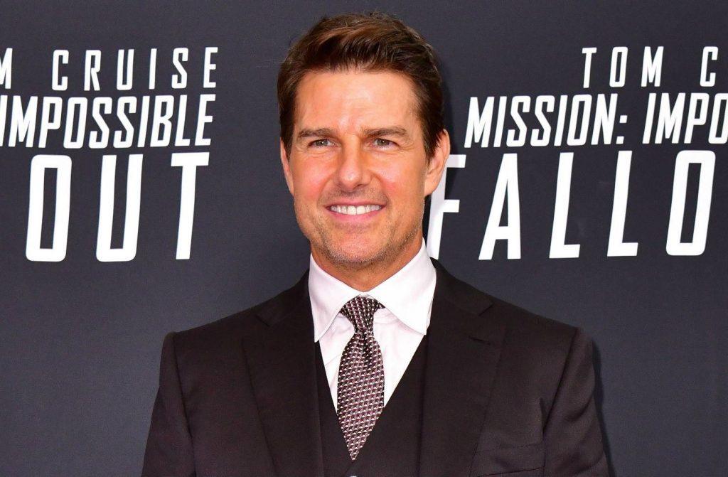 Tom Cruise accident de moto