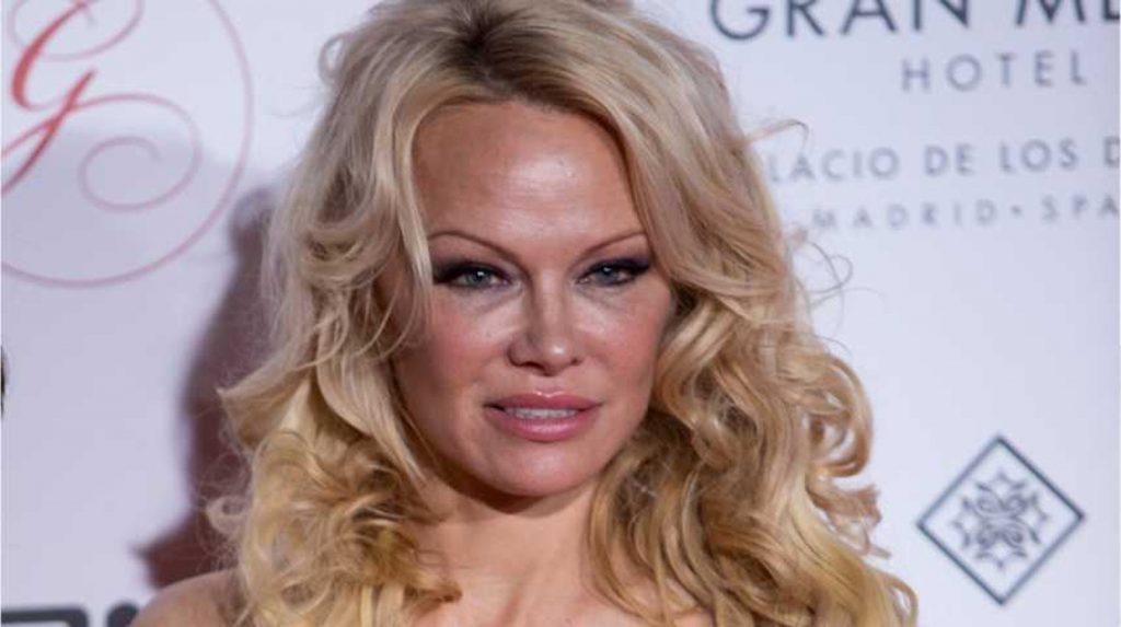 La lettre de Pamela Anderson