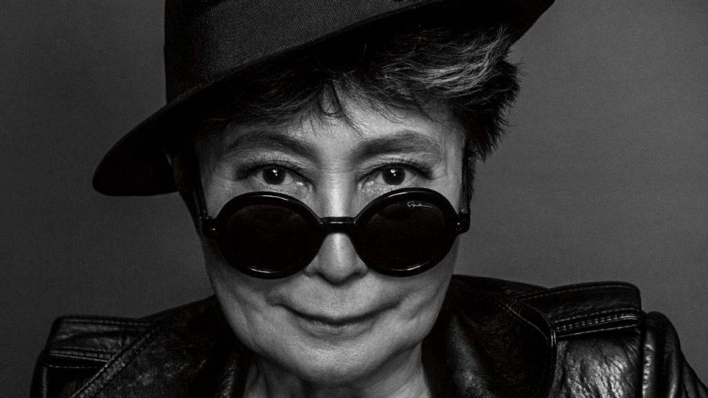 Yoko Ono (N°9)