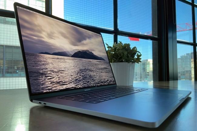 MacBook Pro 16 sur Amazon