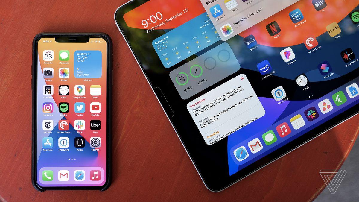 Apple tout savoir sur IOS 14