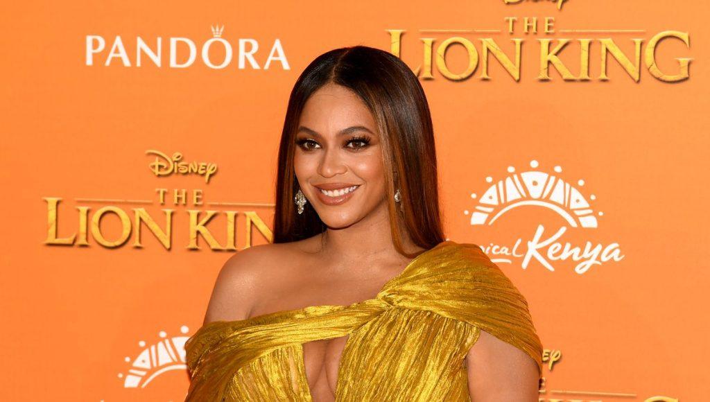 Les féministes les plus inspirantes : Beyonce