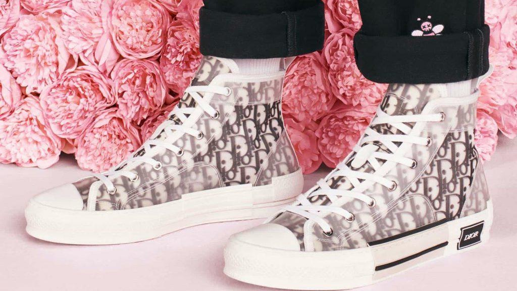 Sneakers : Dior B23 Haute
