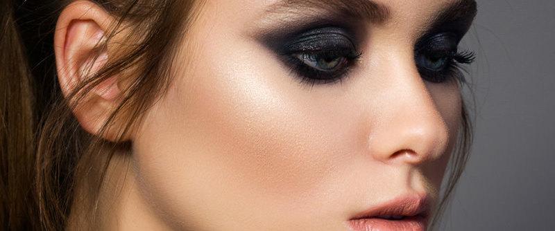 Make up charbonneux