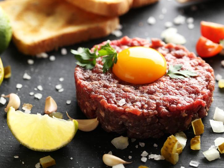 Cuisine française : Steak tartare