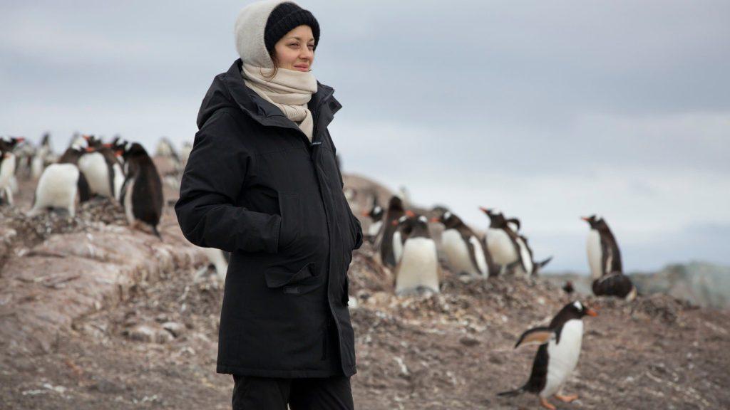 Marion Cotillard raconte son voyage en Antarctique
