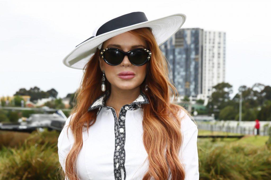 Lindsay Lohan trop paresseuse pour écrire un livre ?