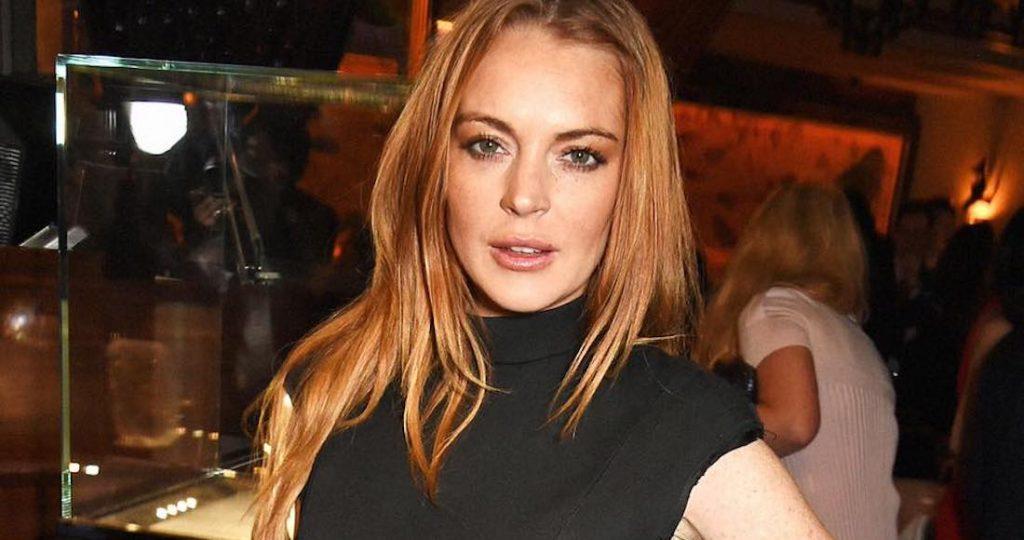 Lindsay Lohan fait une grosse erreur