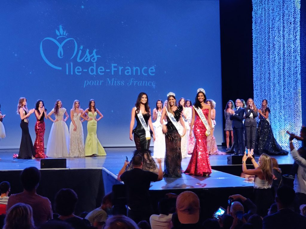 Lara Lourenço Miss Île-de-France 2020 !
