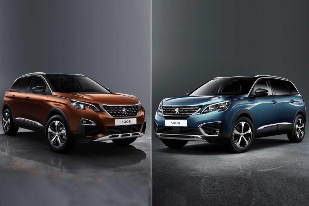 La nouvelle génération de voitures Peugeot !