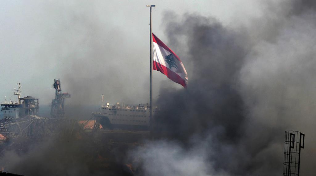 Liban : Un nouvel incendie au port de Beyrouth, un mois après l'explosion !