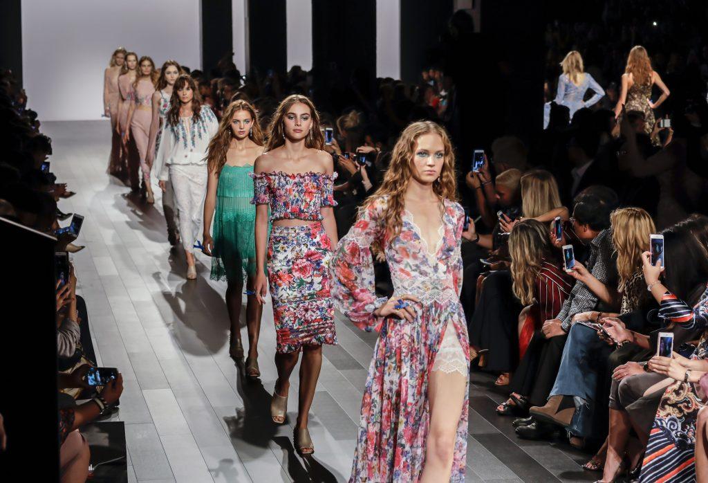 Une Fashion Week en pleine pandémie