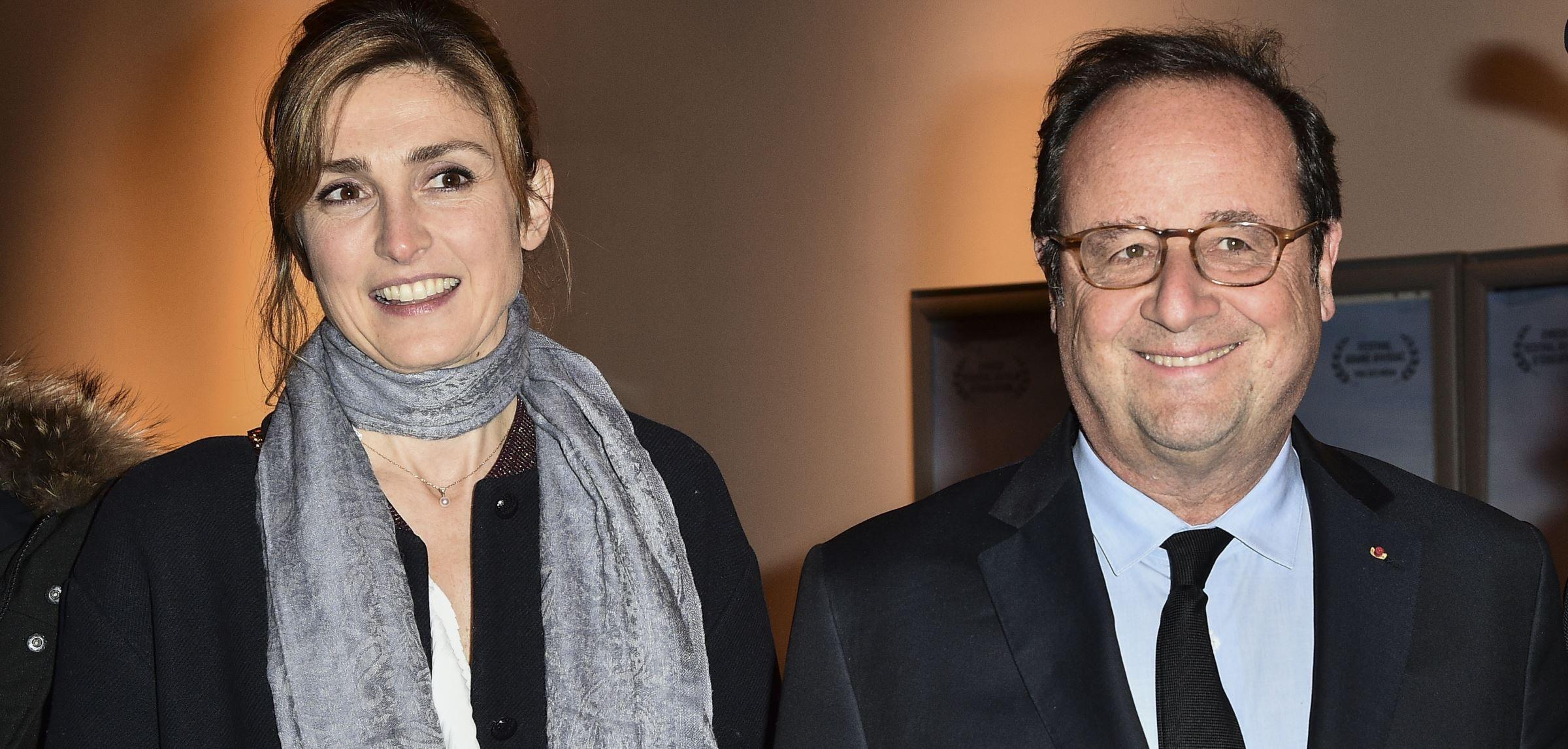 François Hollande et Julie Gayet le mystère de leur relation