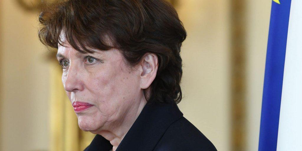 Roselyne Bachelot critiquée