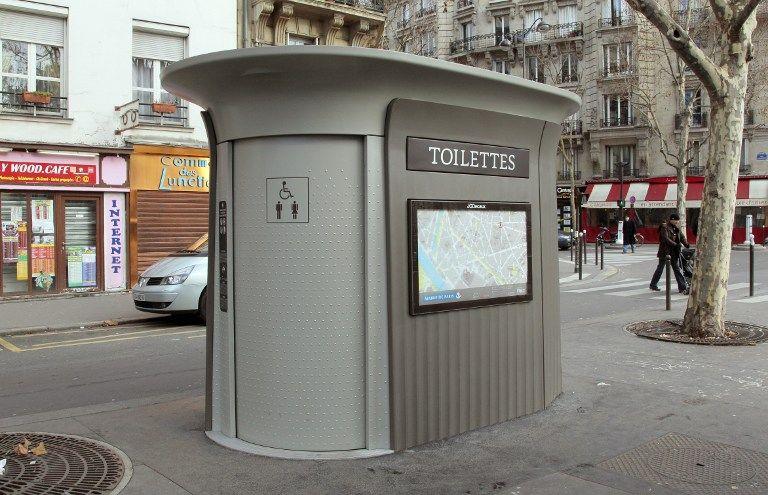 Toilettes publiques à Singapour