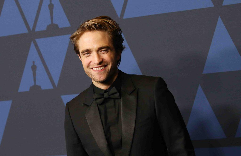 Robert Pattinson testé positif au Covid-19