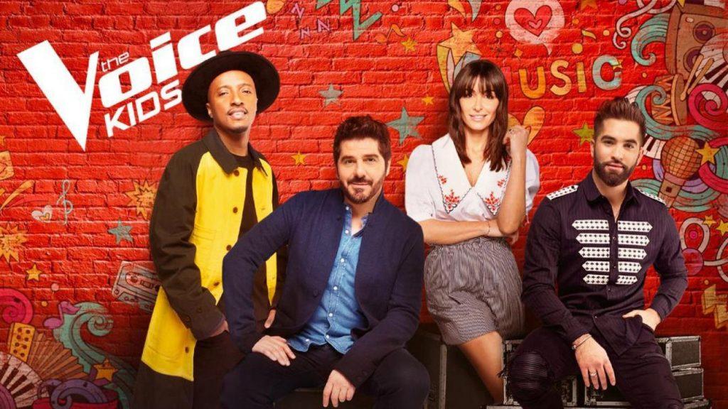 Les coachs de The Voice Kids 2020