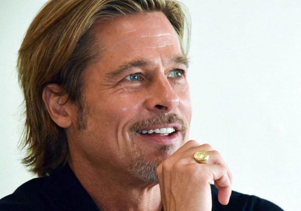 Nicole Poturalski et Brad Pitt: leur rencontre.