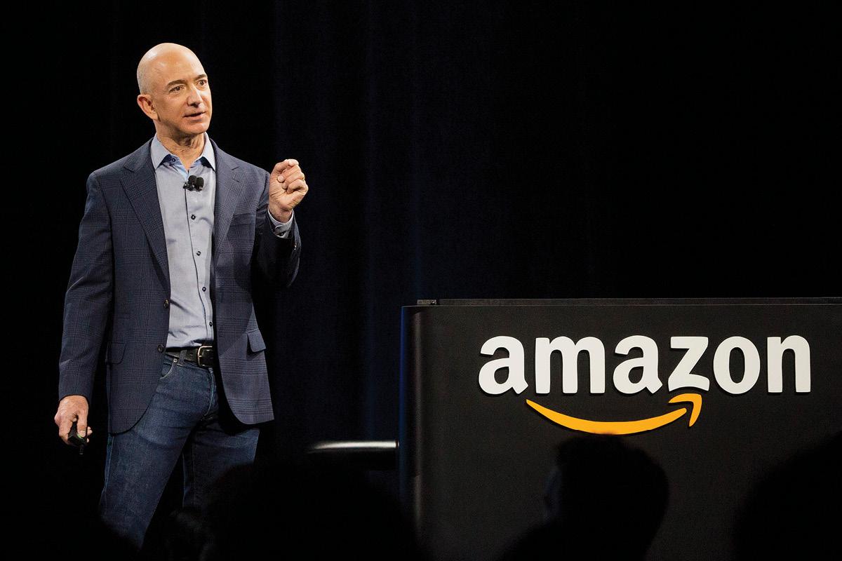 Jeff bezos et Amazon