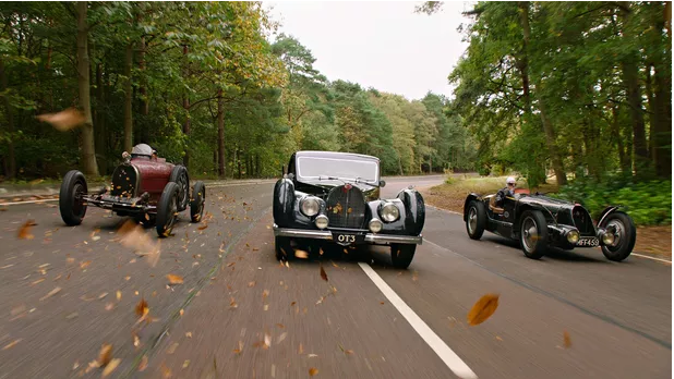 Hubert Fabri: 36 millions d'euros pour ses magnifiques voitures de collection