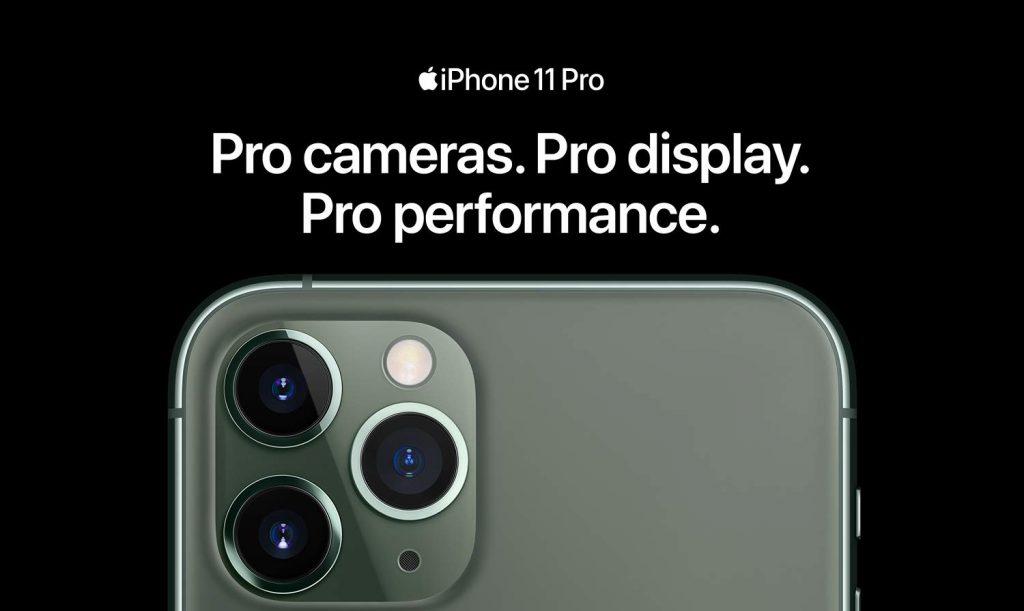 Les fonctionnalités formidables des smartphones d'Apple