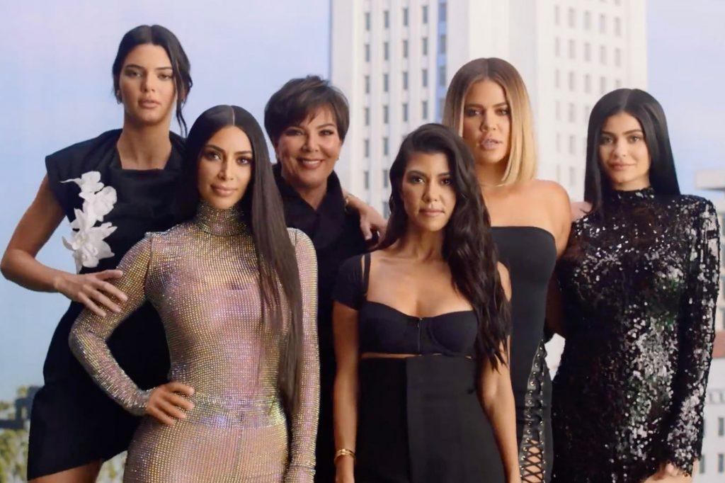 Les Kardashian:  un message troublant pour les fans