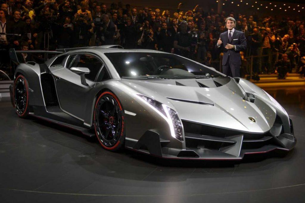 Lamborghini Veneno : 3 millions d'euros