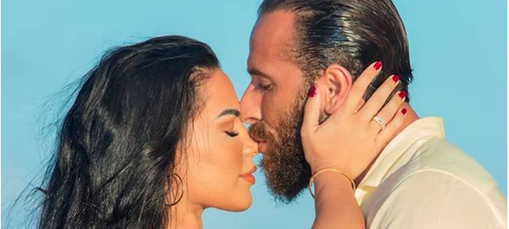 Le couple iconique de Milla Jasmine et Mujdat Saglam