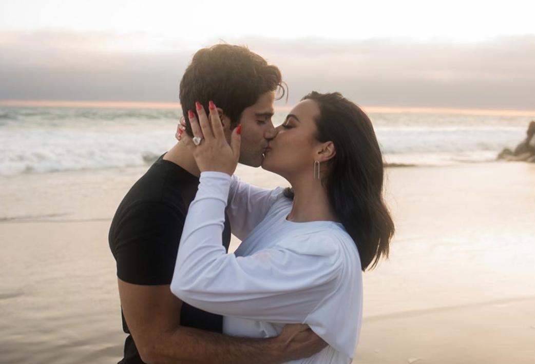 Demi Lovato et son ex
