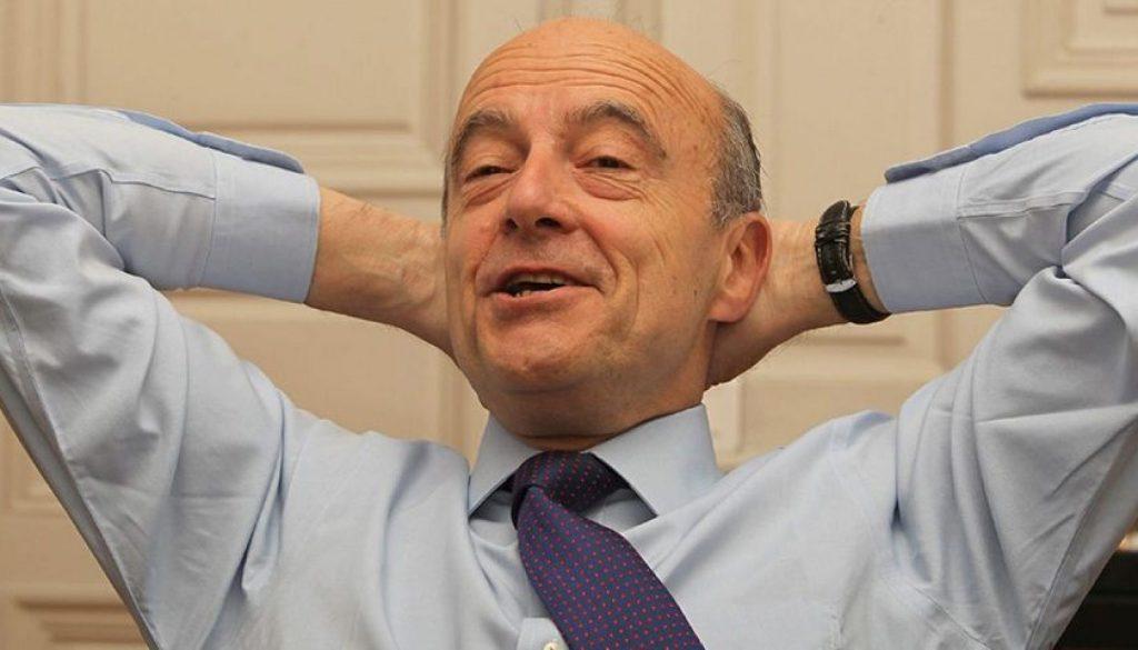 Alain Juppé nouveau président de la république ?
