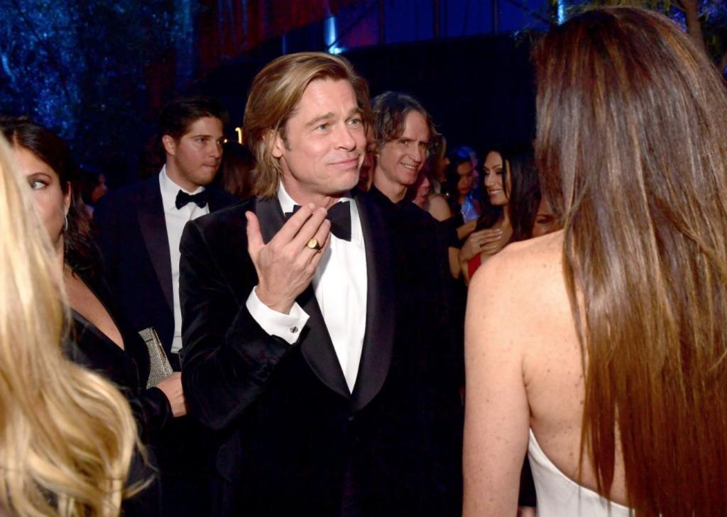 Brad Pitt et son amour pour la France