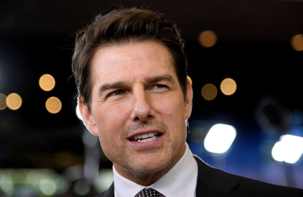 Tom Cruise ramasse les étoiles
