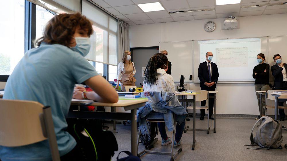 Jean-Michel Blanquer annonce la fermeture de 22 écoles