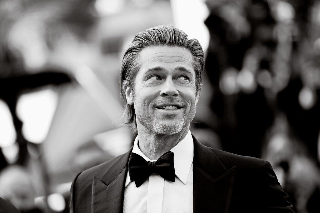 Brad Pitt - Entrepreneur: Un Champagne différent