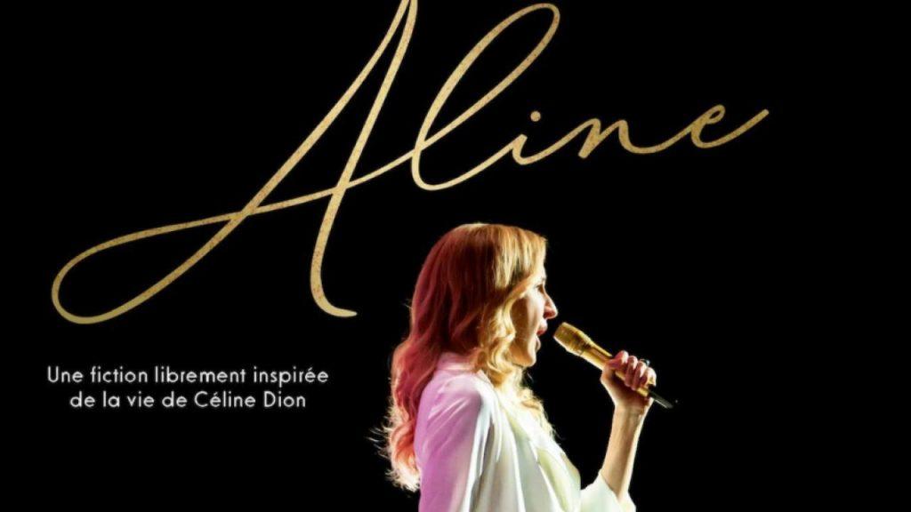 L'affiche de Aline
