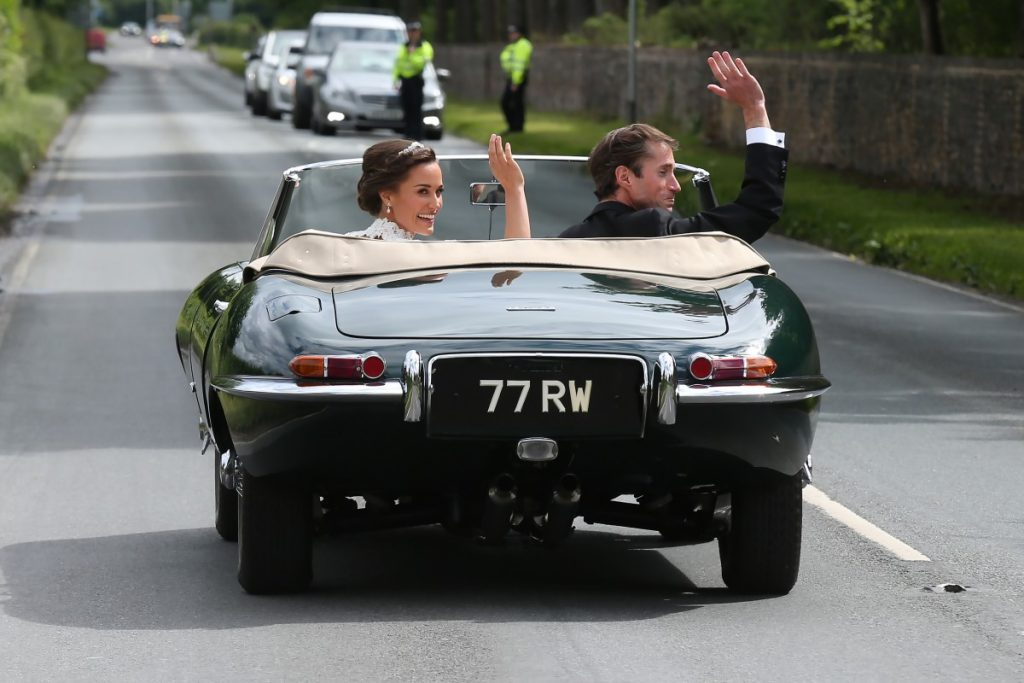 Pippa et James