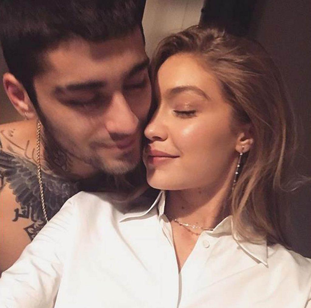 Zayn et Gigi Hadid comblé d'amour !